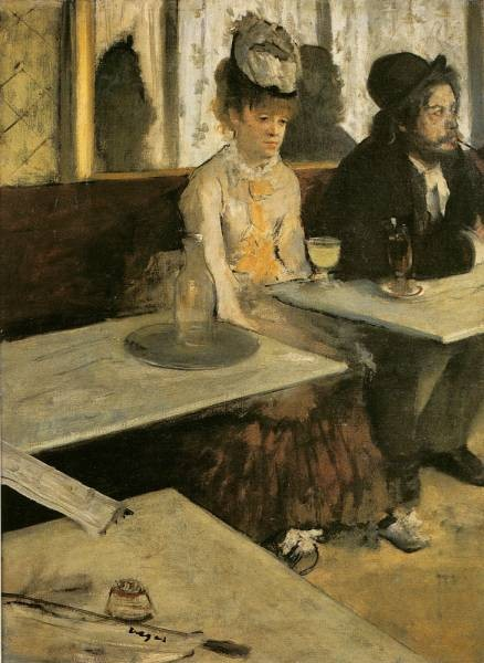 Absinthe 1876